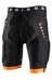 SixSixOne Evo Compression - Short de protection - noir